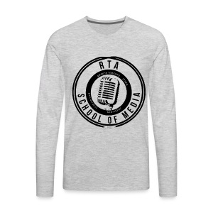 RTA School of Media Classic Look - Men's Premium Long Sleeve T-Shirt
