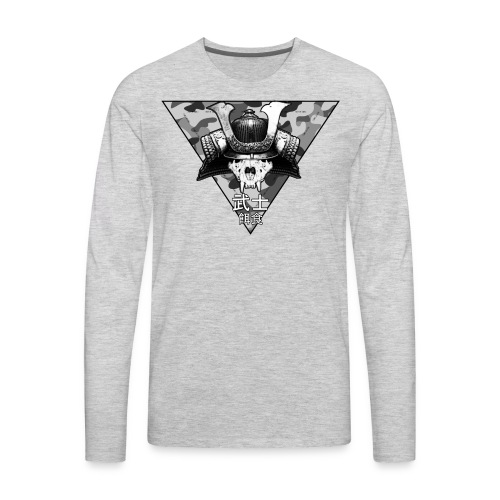 Bushido prey big - Men's Premium Long Sleeve T-Shirt