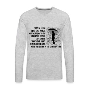 FOB Jet Pack Blues - Men's Premium Long Sleeve T-Shirt