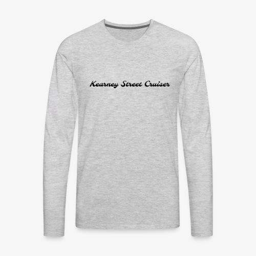 Kearney Street Cruiser 002 - Men's Premium Long Sleeve T-Shirt