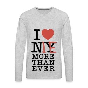 I love Me - Men's Premium Long Sleeve T-Shirt
