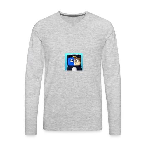 ItsTitan Masscott Merch - Men's Premium Long Sleeve T-Shirt