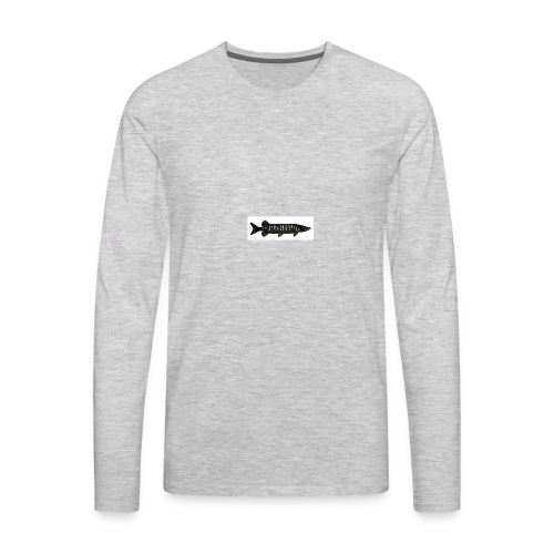 The MUSKIE - Men's Premium Long Sleeve T-Shirt