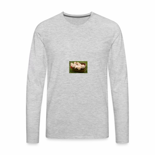cutest thing ever - Men's Premium Long Sleeve T-Shirt