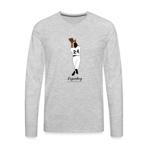 Willie - Men's Premium Long Sleeve T-Shirt