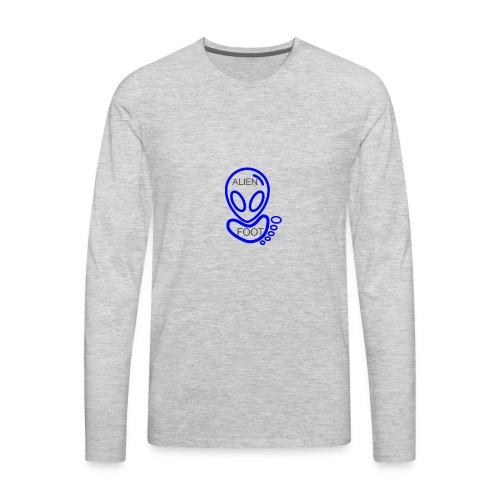 Alien Foot - Men's Premium Long Sleeve T-Shirt