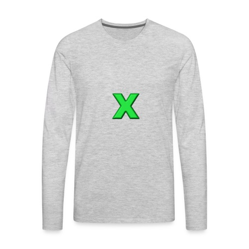 X - Men's Premium Long Sleeve T-Shirt