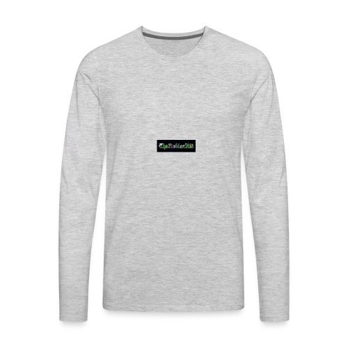 THEROBLOXKID - Men's Premium Long Sleeve T-Shirt
