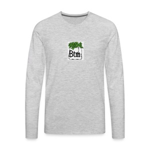 Btm shirts - Men's Premium Long Sleeve T-Shirt