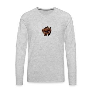 Beach Tiger - Men's Premium Long Sleeve T-Shirt