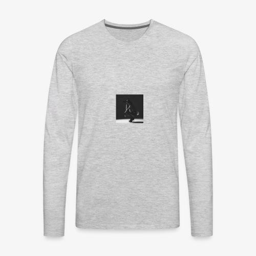 Ariana Grande Arab - Men's Premium Long Sleeve T-Shirt