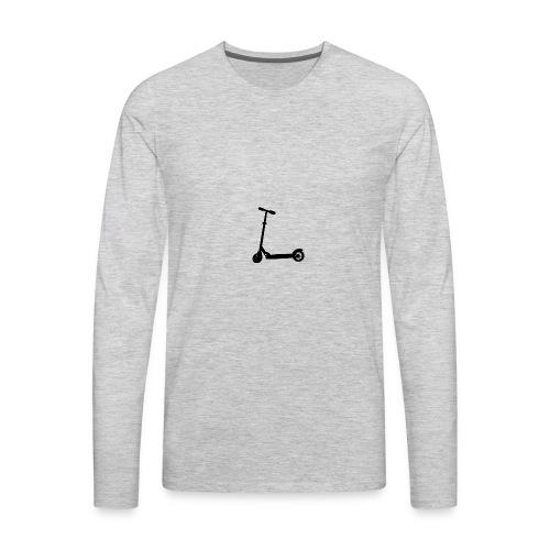 booter - Men's Premium Long Sleeve T-Shirt