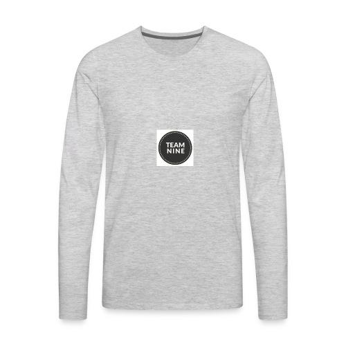 team 9 - Men's Premium Long Sleeve T-Shirt
