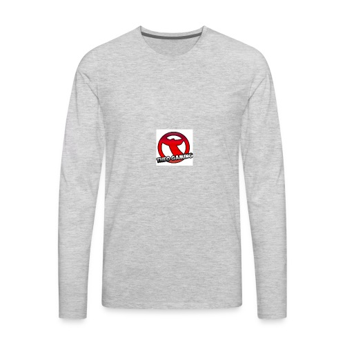 Theo Gaming Brand - Men's Premium Long Sleeve T-Shirt