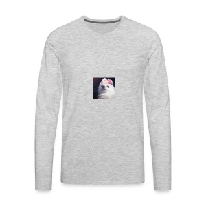 Doggo :3 - Men's Premium Long Sleeve T-Shirt