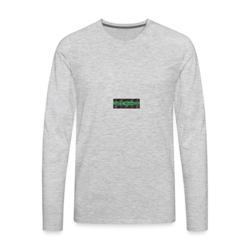 garys merch - Men's Premium Long Sleeve T-Shirt