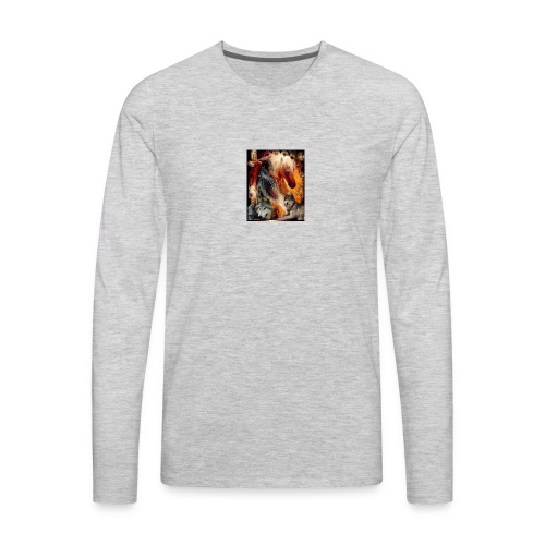 connection - Men's Premium Long Sleeve T-Shirt