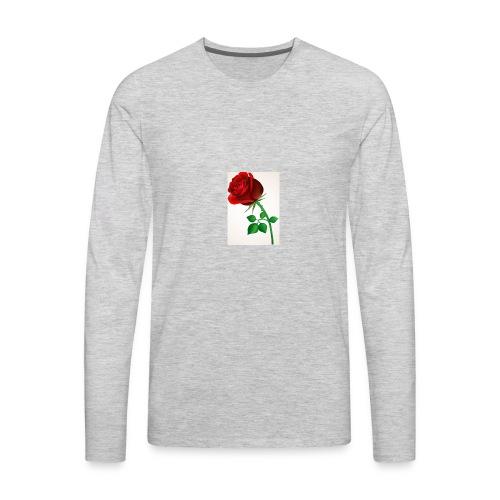 0A1FC5E8 E9DF 4747 9B30 BFFA2CEB33C9 - Men's Premium Long Sleeve T-Shirt