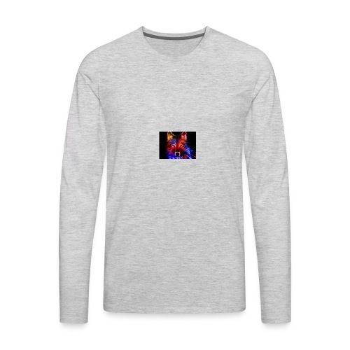 JASON376COOLSHIRT - Men's Premium Long Sleeve T-Shirt