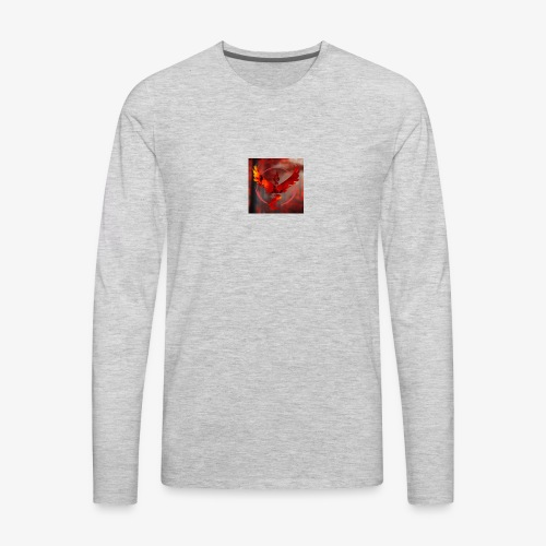Pudgi - Men's Premium Long Sleeve T-Shirt