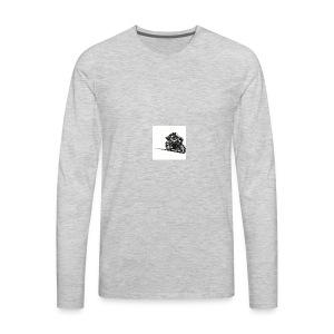 Bike - Men's Premium Long Sleeve T-Shirt