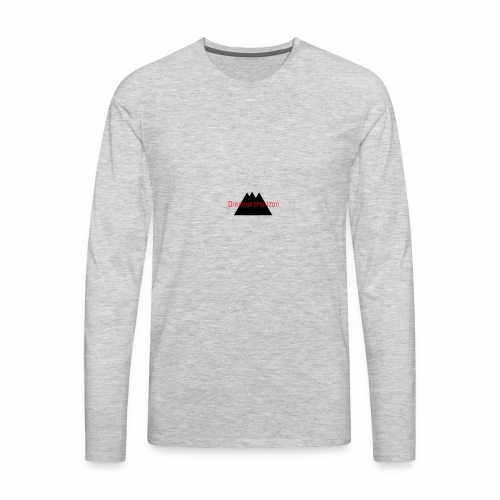 DreamerzHorizon - Men's Premium Long Sleeve T-Shirt