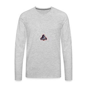 studio evonia - T-shirt Premium à manches longues pour hommes
