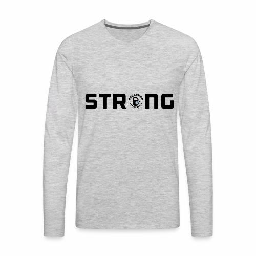 PK Strong - Men's Premium Long Sleeve T-Shirt