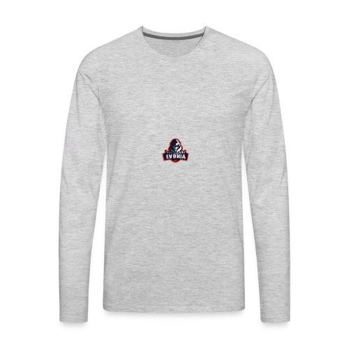 evonia studio - Men's Premium Long Sleeve T-Shirt