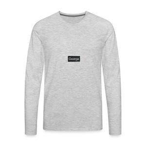 For papi - Men's Premium Long Sleeve T-Shirt