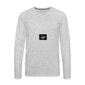 Danger - Men's Premium Long Sleeve T-Shirt