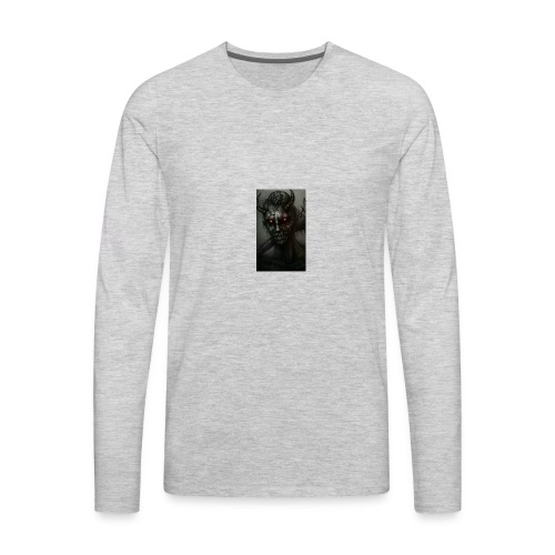 322Demon Gamer - Men's Premium Long Sleeve T-Shirt