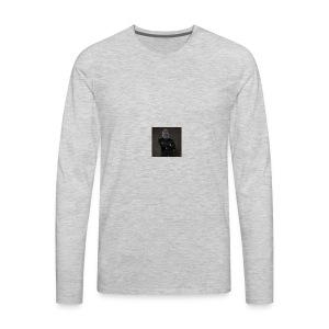 gorilla - Men's Premium Long Sleeve T-Shirt