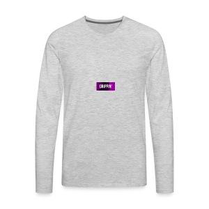 because its my logo - Men's Premium Long Sleeve T-Shirt