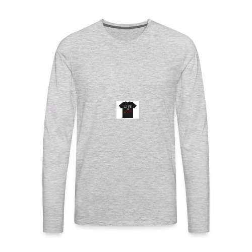 Life is gucci - Men's Premium Long Sleeve T-Shirt