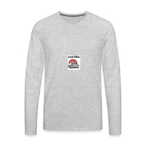 Serial killers - Men's Premium Long Sleeve T-Shirt