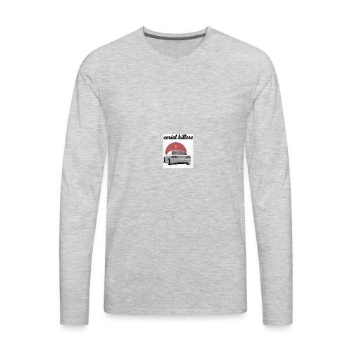 Serial killers - Men's Premium Long Sleeve T-Shirt