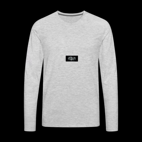 break rules - Men's Premium Long Sleeve T-Shirt