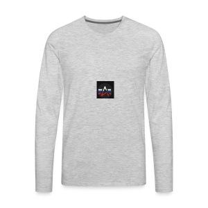 The Alpha Merch - Men's Premium Long Sleeve T-Shirt