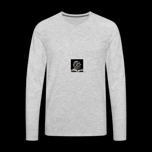Astronaut - Men's Premium Long Sleeve T-Shirt
