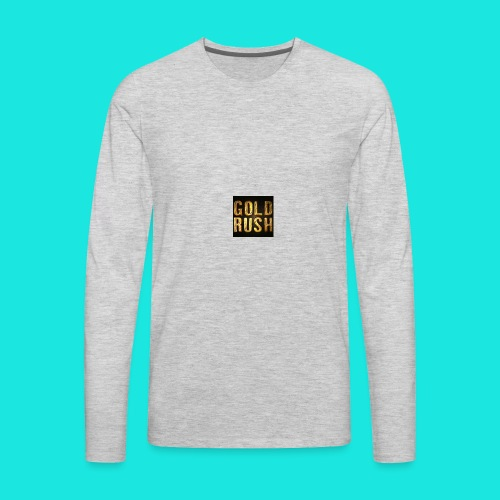 GOLDRUSH215 - Men's Premium Long Sleeve T-Shirt