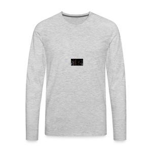 FNAF made from kyleranger300 - Men's Premium Long Sleeve T-Shirt