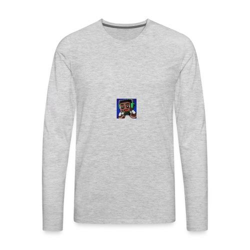 IM A GAMER - Men's Premium Long Sleeve T-Shirt