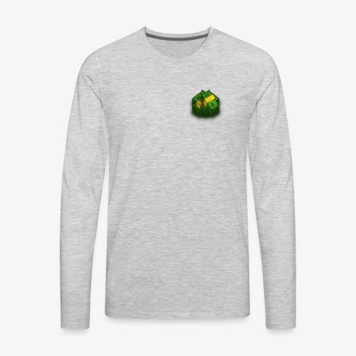 Money Clothes - Men's Premium Long Sleeve T-Shirt