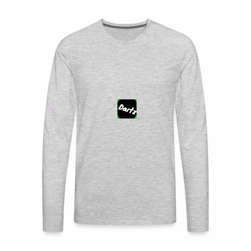 Dartz Merchandise - Men's Premium Long Sleeve T-Shirt