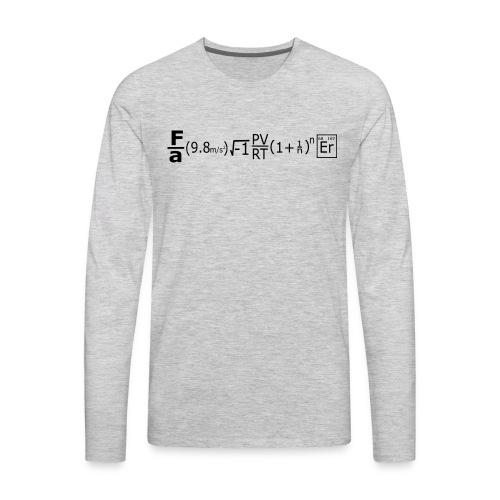 Mgineer - Men's Premium Long Sleeve T-Shirt