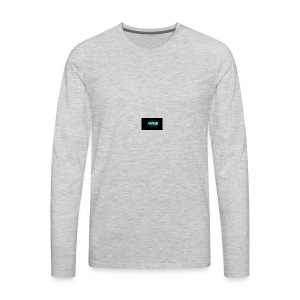 Gamer4Life Tshirt - Men's Premium Long Sleeve T-Shirt