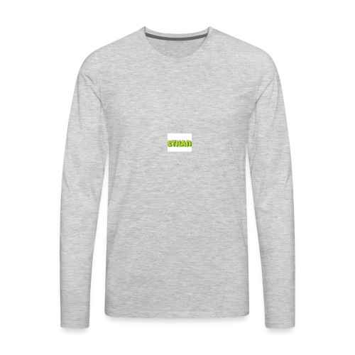 index - Men's Premium Long Sleeve T-Shirt