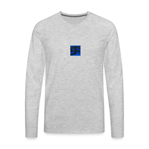 Flip Gaming V2 - Men's Premium Long Sleeve T-Shirt