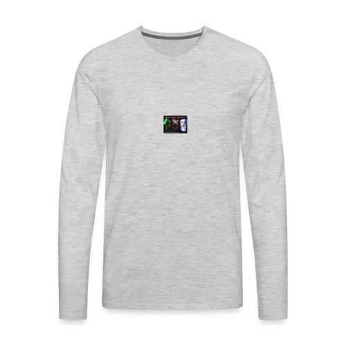 Custom - Men's Premium Long Sleeve T-Shirt